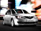 Photos of Mazda3 Katano (BK2) 2007
