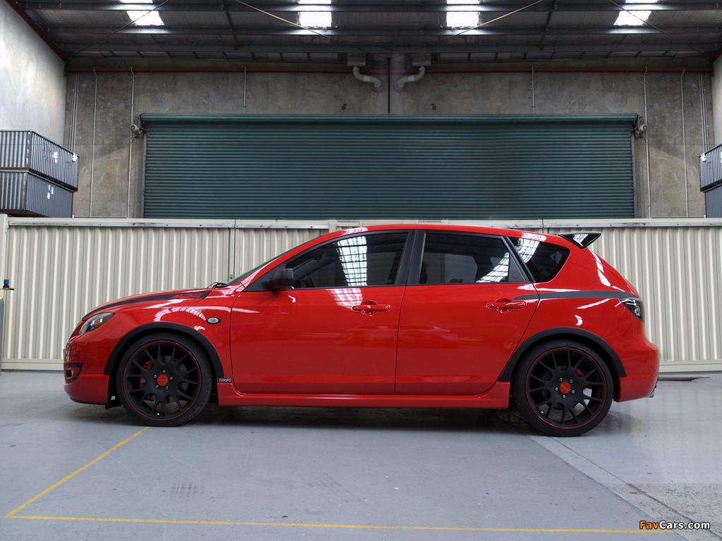 Photos of Mazda3 MPS Extreme Concept (BK) 2007 (1024 x 768)