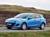 Photos of Mazda3 Hatchback UK-spec (BL) 2009–11