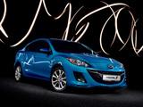 Photos of Mazda3 Sedan (BL) 2009–11