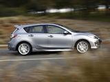 Photos of Mazda3 MPS AU-spec (BL) 2009–13