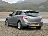 Photos of Mazda3 Sport Hatchback UK-spec (BL) 2009–11
