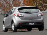 Photos of Mazda3 Hatchback AU-spec (BL) 2009–11