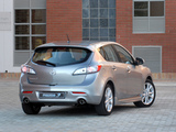 Photos of Mazda3 Sport Hatchback ZA-spec (BL) 2009–11