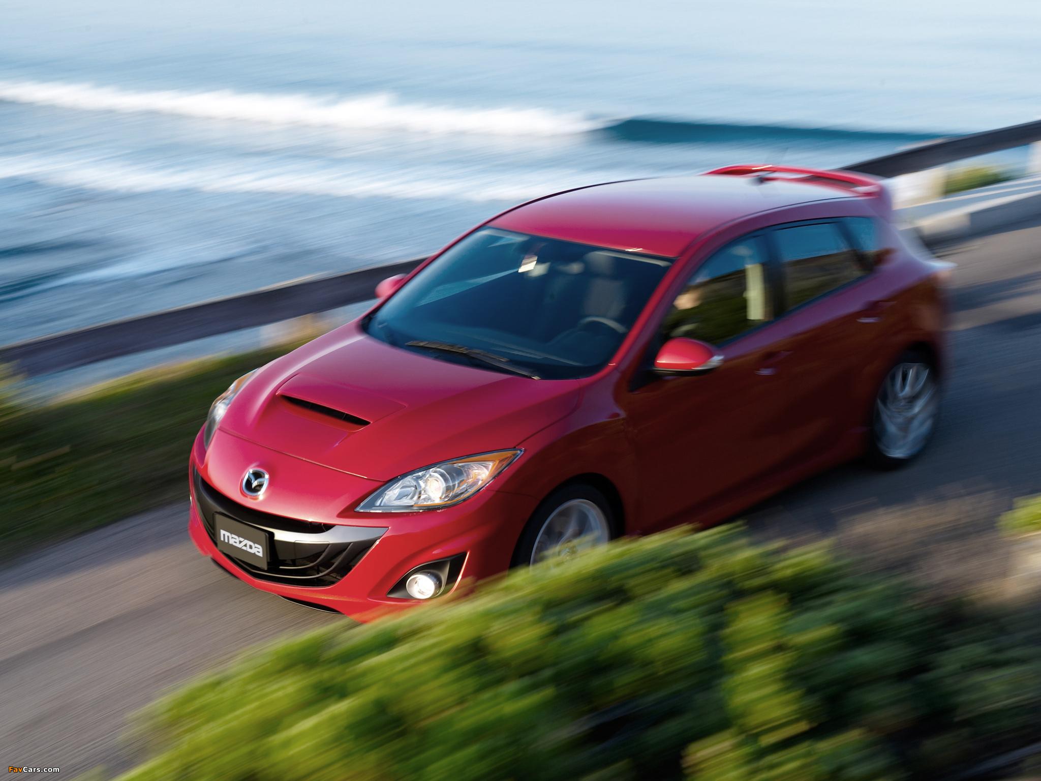 Photos of Mazdaspeed3 (BL) 2009–13 (2048 x 1536)