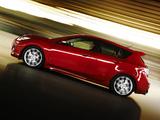 Photos of Mazda3 MPS (BL) 2009–13
