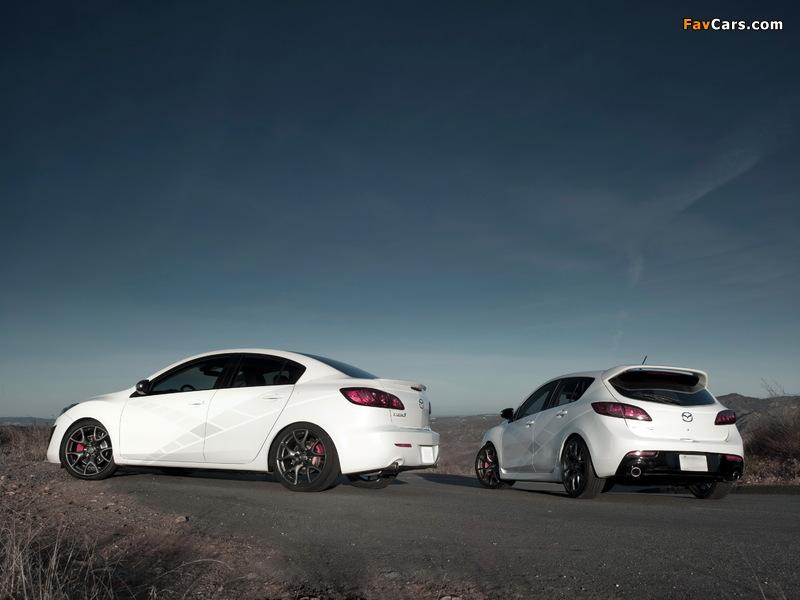 Photos of Mazda3 (BL) 2009–13 (800 x 600)