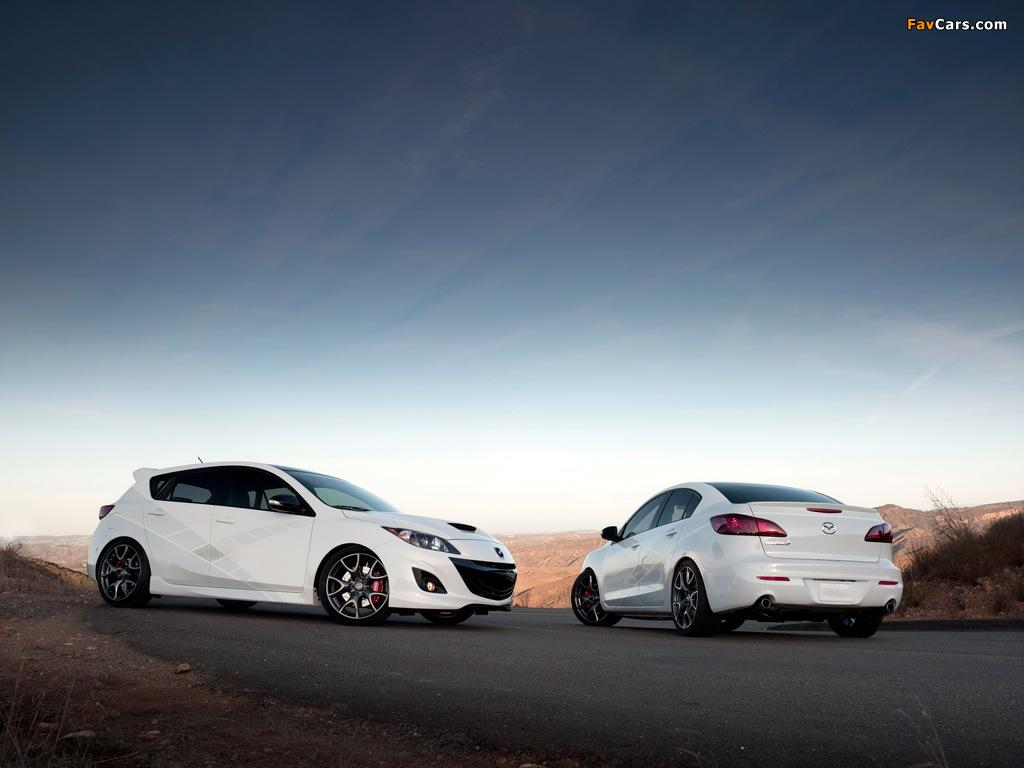 Photos of Mazda3 (BL) 2009–13 (1024 x 768)
