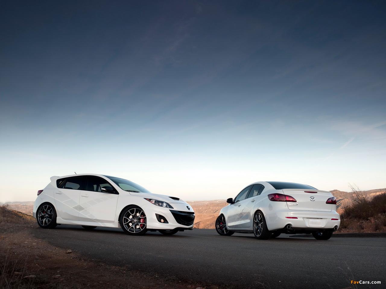 Photos of Mazda3 (BL) 2009–13 (1280 x 960)