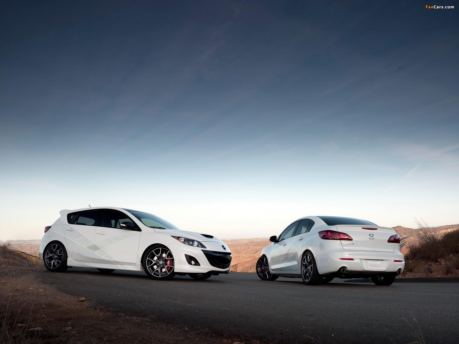 Photos of Mazda3 (BL) 2009–13 (1600 x 1200)