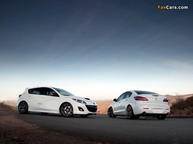 Photos of Mazda3 (BL) 2009–13 (640 x 480)