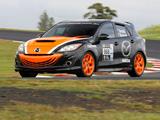Photos of Mazda3 MPS Targa Tasmania (BL) 2010