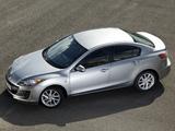 Photos of Mazda3 Sedan (BL2) 2011–13