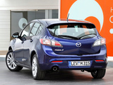 Photos of Mazda 3 Hatchback Edition 125 2011