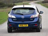Photos of Mazda3 Hatchback UK-spec (BL2) 2011–13