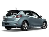 Photos of Mazda3 Hatchback AU-spec (BL2) 2011–13