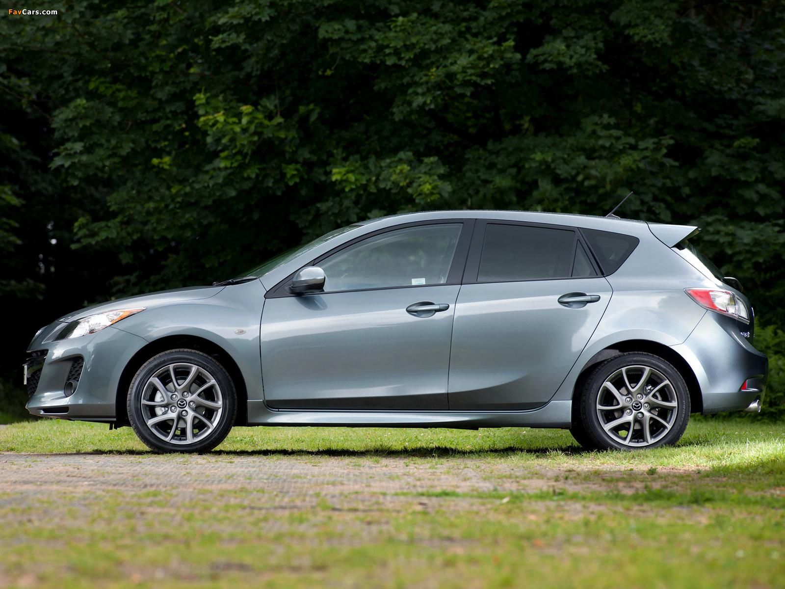 Photos of Mazda3 Venture (BL2) 2012–13 (1600 x 1200)