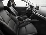 Photos of Mazda3 Hatchback US-spec (BM) 2013
