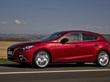 Photos of Mazda3 Hatchback (BM) 2013–16