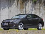 Photos of Mazda3 Sedan (BM) 2013