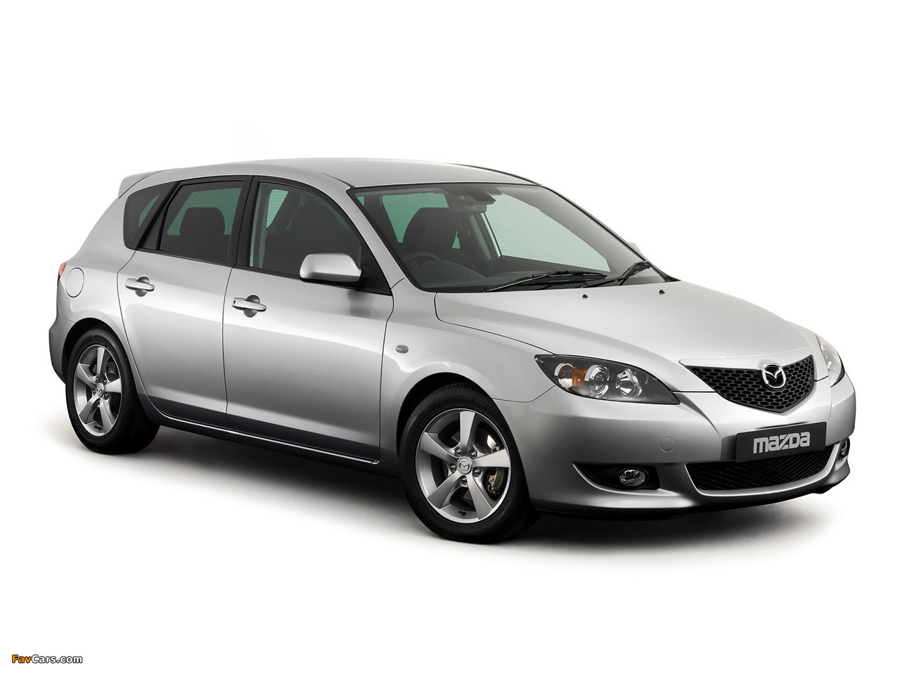 of mazda 3 hatchback 2003–06