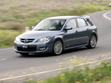 Pictures of Mazda 3 MPS AU-spec 2006–09