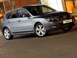 Pictures of Mazda3 Sport Hatchback ZA-spec (BK2) 2006–09