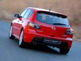 Pictures of Mazda3 MPS ZA-spec (BK) 2006–09