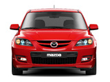 Pictures of Mazda3 MPS (BK) 2006–09