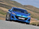 Pictures of Mazda3 Hatchback UK-spec (BL) 2009–11