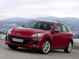 Pictures of Mazda 3 Hatchback 2009–11