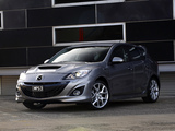 Pictures of Mazda3 MPS AU-spec (BL) 2009–13