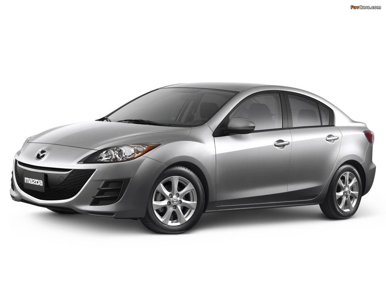 Pictures of Mazda3 Sedan US-spec (BL) 2009–11 (1280 x 960)
