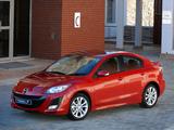 Pictures of Mazda3 Sedan ZA-spec (BL) 2009–11