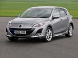 Pictures of Mazda3 Sport Hatchback UK-spec (BL) 2009–11