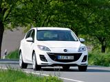 Pictures of Mazda3 Hatchback i-stop (BL) 2009–11