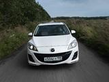 Pictures of Mazda3 Sedan (BL) 2009–11