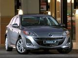 Pictures of Mazda3 Sport Hatchback ZA-spec (BL) 2009–11