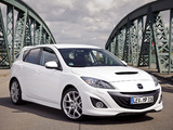 Pictures of Mazda3 MPS (BL) 2009–13
