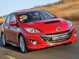 Pictures of Mazda 3 MPS ZA-spec 2009