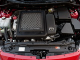 Pictures of Mazdaspeed3 (BL) 2009–13