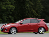 Pictures of Mazda3 MPS UK-spec (BL) 2009–13