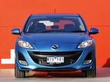 Pictures of Mazda3 SP25 Hatchback (BL) 2009–11