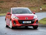 Pictures of Mazda3 Hatchback UK-spec (BL2) 2011–13