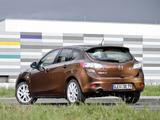 Pictures of Mazda3 Hatchback (BL2) 2011–13