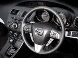 Pictures of Mazda3 Hatchback AU-spec (BL2) 2011–13