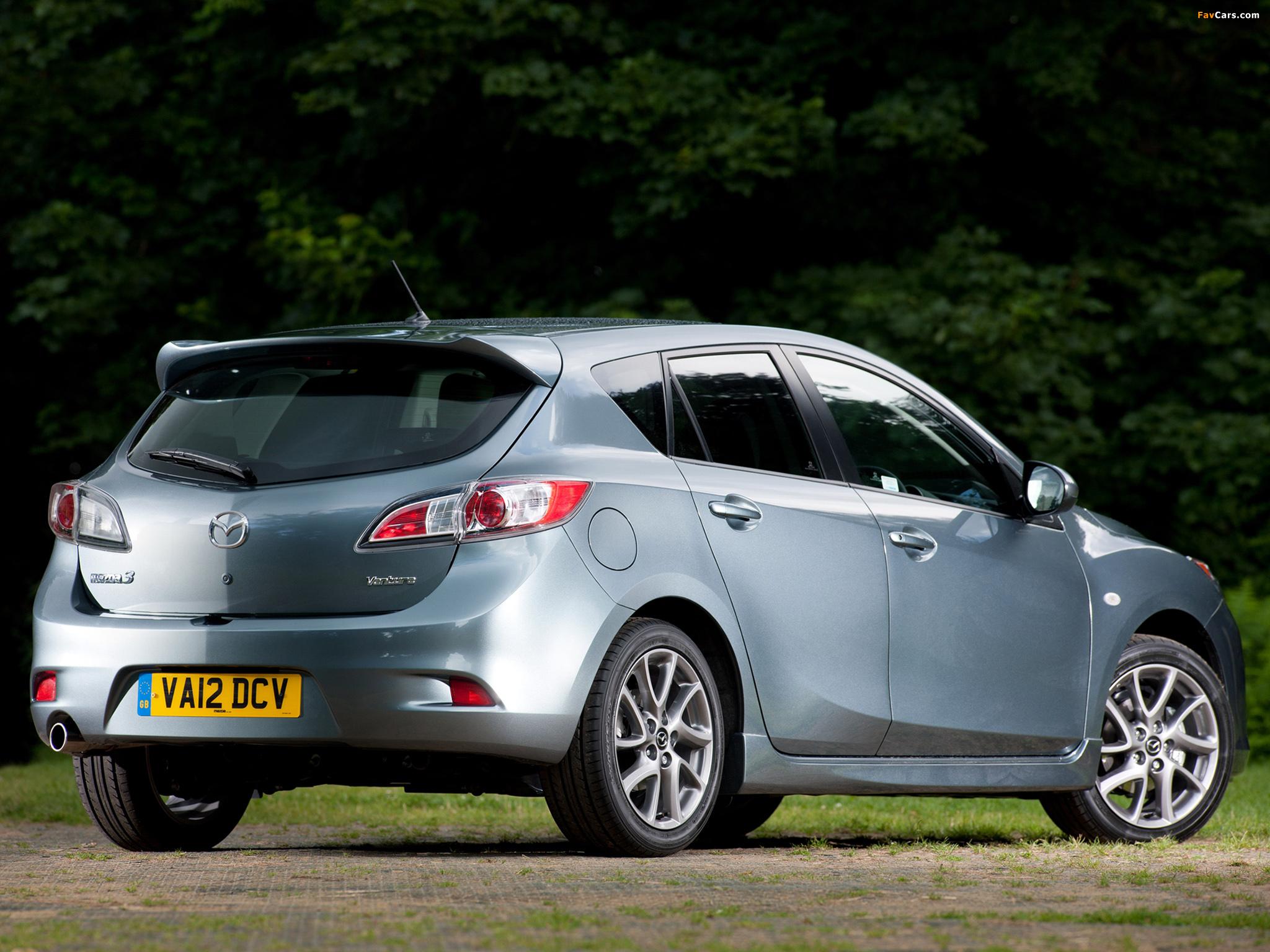 Pictures of Mazda3 Venture (BL2) 2012–13 (2048 x 1536)