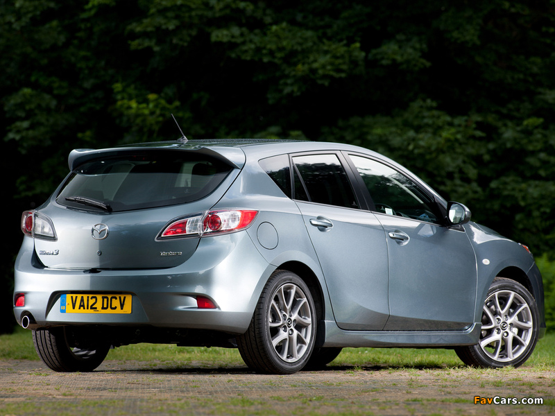 Pictures of Mazda3 Venture (BL2) 2012–13 (800 x 600)
