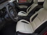 Pictures of Mazda3 Hatchback US-spec (BM) 2013
