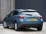 Pictures of Mazda3 Hatchback UK-spec (BM) 2013